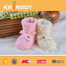 super soft cute lady snow boot