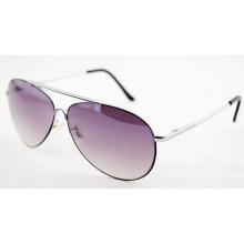 Дизайнер качества моды Polarized Metal Sunglasses для женщин