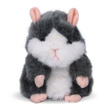 Venta al por mayor de fábrica repetir mascotas Talking Hamster