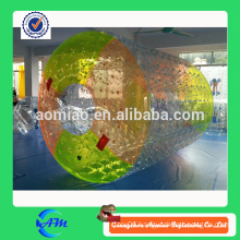 tpu inflatable water roller inflatable roller for sale