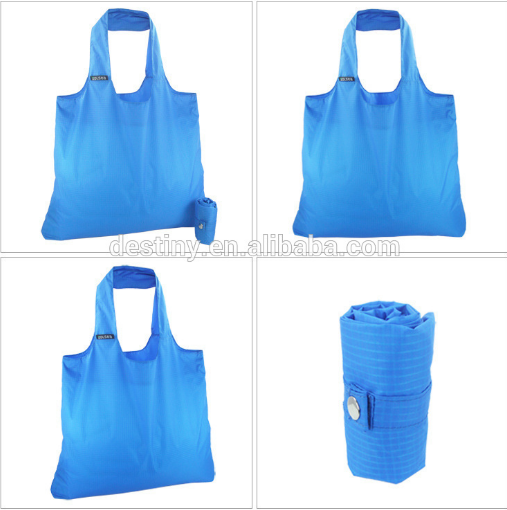 Nylon Reusable Foldable Bags