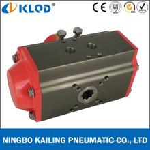 At88d Aluminum Body Material Double Acting Pneumatic Torque Actuator