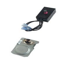 Ventilateur à flux croisé dans l'appareil ménager