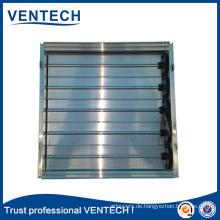 Ventech entgegengesetzte Klingen Luftklappe für HVAC-System