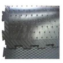 Tapis de plancher de vache / tapis de verrouillage / tapis de caoutchouc stable