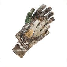 Spandex para Homem Isolado DOT Grip Gloves