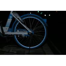 Reflektierender Aufkleber für Fahrrad