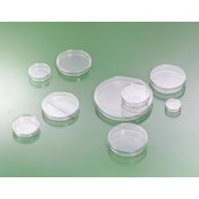 Placa de Petri certificado CE y FDA 90X15mm