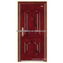 High Quality Steel Security Door KKD-513 Main Door Design Made In China