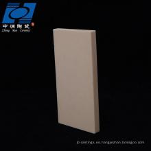 Plato de cerámica al2o3