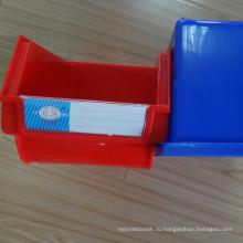 Горячий продавать настенные ящики для хранения/красочные пластиковые хранения Бен