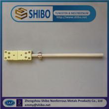 Thermocouples Ptrh-Ptrh à haute température B pour four électrique