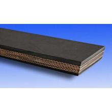 Correia transportadora de borracha de nylon / correia de transmissão fabricada na China