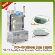 Doppelkopf-Kürbis-Schalen-Maschine, chinesische Wassermelonen-Schalen-Maschine Fxp-99