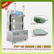 Double-Head Pumkin Peeling Machine, Chinese Watermelon Peeling Machine Fxp-99