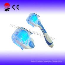 Blue photon beauty roller
