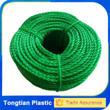 Tongtian 3 Strands Twisted Emballage Corde