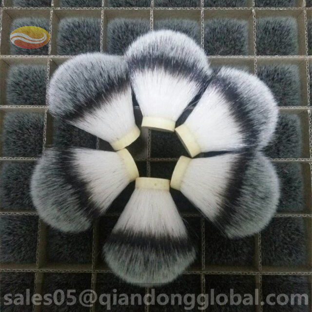 Synthetic Shaving Brush Head