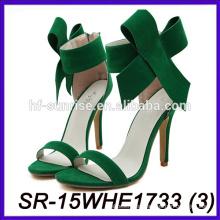 Los zapatos modernos del alto talón calzan los zapatos cambiables del alto talón de los nuevos zapatos del alto talón del estilo