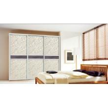 3D Panel Sliding Closet Doors (wardrobes)