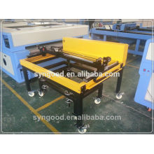 Syngood Laser Engraving and Cutting Machine SG6090- special for book shape headstone