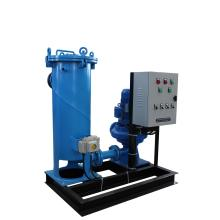 PLC Intelligent Control Rubber Ball Condenser Tube Cleaning Equipment