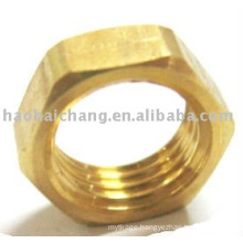 Special Hex H65 Brass Self Locking Nuts