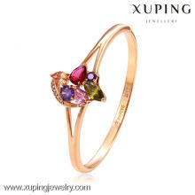 xuping meilleures dames design fantaisie avec des bracelets plaqués or en pierre