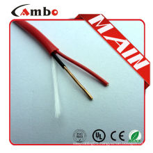 FPLR 18 AWG red fire alarm cable Apply to Wiring of fire alarms