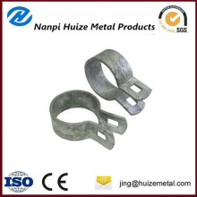 Galvanized Greenhouse Semicircle Embrace Clamps