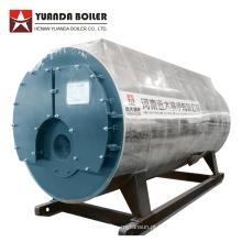 Caldeira de água quente de 5mw de gás Lpg Industrial