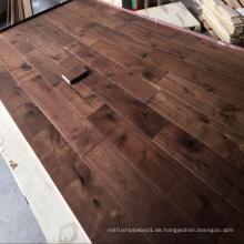 Solid Black Walnut Timber Bodenbelag