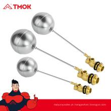 O fornecedor da porcelana de TMOK forjou a válvula de flutuador de bronze da linha do sexo de 1/2 polegada com preço de alta qualidade e agradável