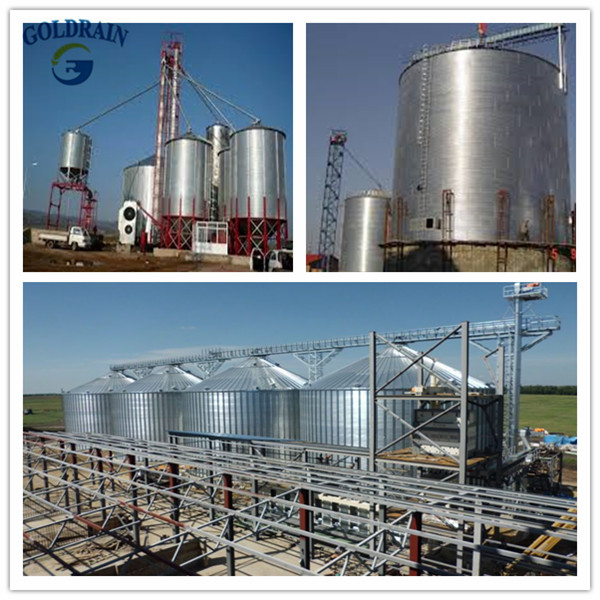 Manufacturers-professional-grain-silos-prices