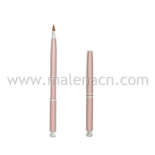 Hot Sale Cosmetic Retractable Lip Brush