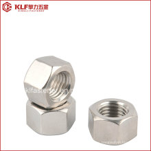 Tuercas pesadas del hexágono del acero inoxidable (ASTM A194-8M)