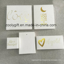 Custom Photo Frame Block with Gold Stamping Wall Collage Picture Frames