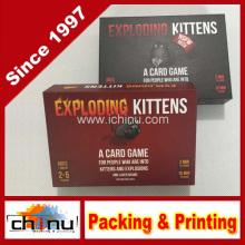 Взрывающиеся котят карточная игра: Оригинальные издания и блоги редакции (431015)