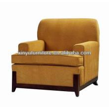 Single living room sofa hotel lobby sofa XY0919