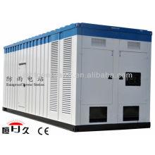 100KVA Mobile Rainproof Electric Generator Set(GF80C)