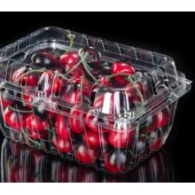 Пластиковый лоток Cherry PET с крышкой