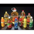 Diseño de la botella