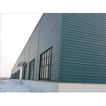 Prefabricated Light Steel Structure Casting Workshop (KXD-SSW1443)
