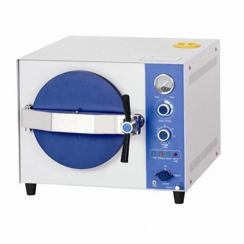 benchtop steam sterilizer