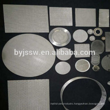 Stainless steel mesh apron/Stainless steel welded mesh