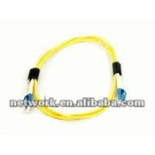 LC-LC Single mode Duplex cabo de fibra óptica patch 1 metro