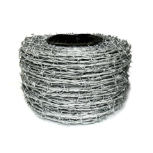 Customized Galvanized Barbed Wire as Security Fence for Airport and Military Base on Amazon & Ebay