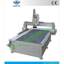 Auto Tool Changer CNC Router Wood Carving Machine For Sale With Becker Vacuum Pump