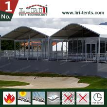Grandes tentes 40X100m pour le terrain de sport des salles de sport