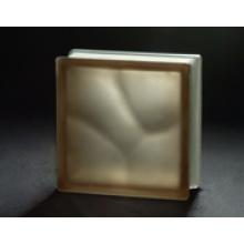 190 * 190 * 80mm Acid Brown Bewölktes Glas mit AS / NZS 2208